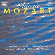 Mozart - Adagio (The Best Of Mozart) - Various Artists /  Cd 1