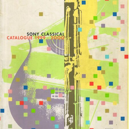 Catalogue - Sony Classical 1999-2000 -  /  Книга 1