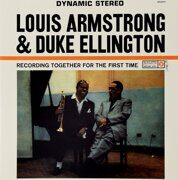 Louis Armstrong/ Duke Ellington  - Together For The First Time /  Lp 1