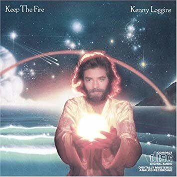 Kenny Loggins (Ex-Loggins & Messina) - Keep The Fire  /  Cd 1 1979 Cbs Import