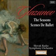 Glazunov - Seasons / Scenes De Ballet -  /  Cd 1