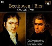 Beethoven / Ries - Clarinet Trios -  /  Cd 2