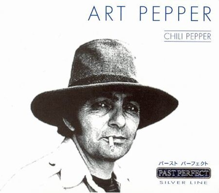 Art Pepper/ Thomas Chapin/David Murray - Chilie Pepper /  Cd 1