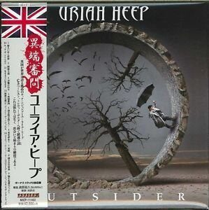 Uriah Heep - Outsider /  Cd 1