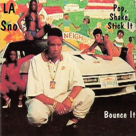 La Sno - Pop,Shake, Stick It / Bounce It (5 Tracks) /  Cd / Single 1