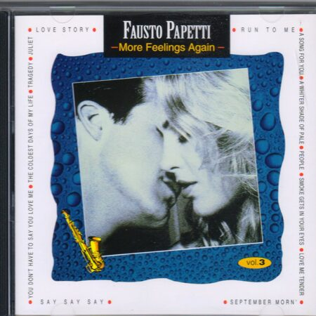 Fausto Papetti - More Feelings Again /  Cd 1