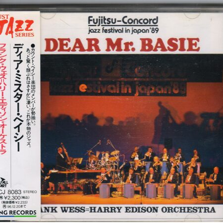 Frank Wess=Harry Edison Orchestra - Dear Mr.Basie /  Cd 1