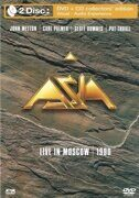 Asia - Live In Moscow 1990. /  Dvd+Cd 2