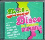 V/A Italo Disco New Generation Bootmix Vol.4 -  /  Cd 2