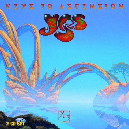 Yes - Keys To Ascension (Slipcase)  /  Cd 2 1996 Bmg  Germany