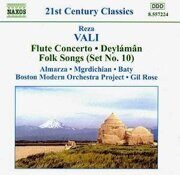Vali - Flute Concerto / Deylaman / Folk Songs (Set No. 10)  -  /  Cd 1