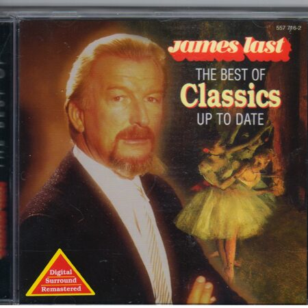 James Last - The Best Of Classics Up To Date /  Cd 1