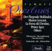 Famous Overtures, Vol. 1  -  /  Cd 1