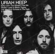 Uriah Heep - Icon (Germany) /  Cd 1