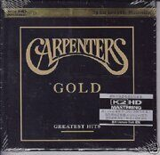 Carpenters - Gold Greatest Hits  /  K2Hd Cd 1  Universal Japan/Hong Kong