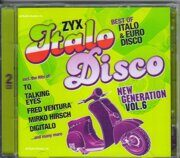 V/A Italo Disco New Generation  Vol.6  -  /  Cd 2