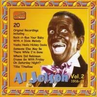 Al Jolson - Vol. 2 (1916-1918) /  Cd 1