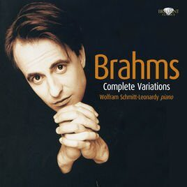 Brahms - Complete Variations -   /  Cd 2  Brilliant Import