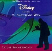 Louis Armstrong - Disney Songs The Satchmo Way /  Cd 1