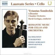 Russian Romantic Music For Cello And Orchestra -  /  Cd 1