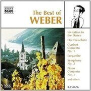 Weber - The Best Of  -   /  Cd 1  Naxos Germany