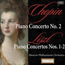 Chopin-Piano Concerto No. 2/Liszt Piano Concertos Nos. 1-2 -   /  Cd 1  Amadis Germany
