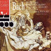 Bach - Organ Works - Бах /  Cd 1