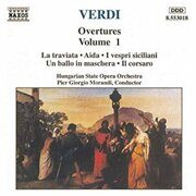 Verdi - Overtures  - Vol. 1 /  Cd 1