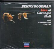 Benny Goodman - Live At Carnegie Hall 40Th Anniversary Concert /  Cd 2
