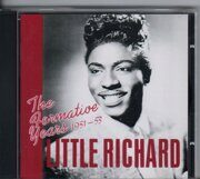 Little Richard - The Formative Years 1951-53 /  Cd 1