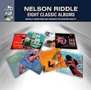 Nelson Riddle - 8 Classic Albums /  Cd-Boxset 4