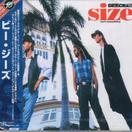 Bee Gees - Size Isn'T Everything (Japan Rare) /  Cd 1