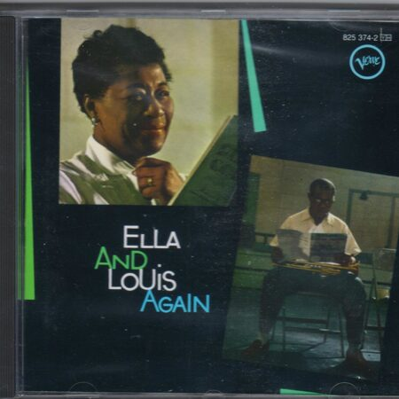 Ella Fitzgerald & Louis Armstrong - Ella And Louis Again  /  Cd 1 1957 Verve Usa