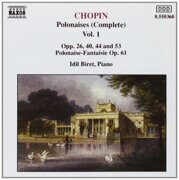 Chopin - Polonaises, Vol. 1  - - /  Cd 1