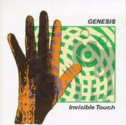 Genesis - Invisible Touch. /  Cd 1