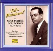 Cole Porter - Let'S Misbehave! (1927-1940) /  Cd 1