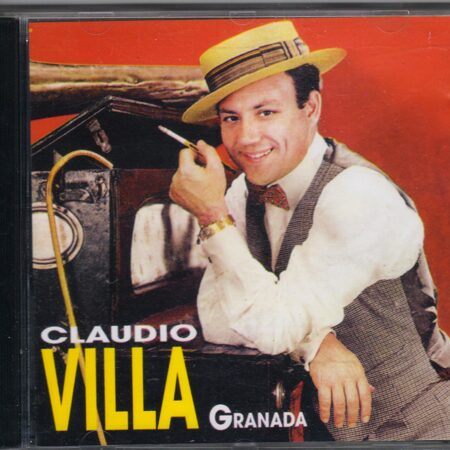 Claudio Villa - Granada /  Cd 1