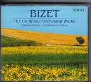 Bizet - The Complete Orchestral Works (Cd 3) -  /  Cd 3