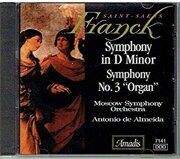 Franck - Symphony In D Minor / Saint-Saens - Symphony No. 3 -   /  Cd 1  Amadis Import