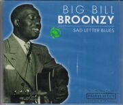 Big Bill Broonzy    - Sad Letter Blues /  Cd 1
