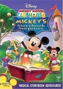 Mickey Mouse (Мультфильм) - Mickey'S Storybook Surprises / (Full)  /  Dvd 1  Disney Import