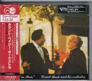 Count Basie And His Orchestra - April In Paris  /  Cd 1 1997 Verve Japan