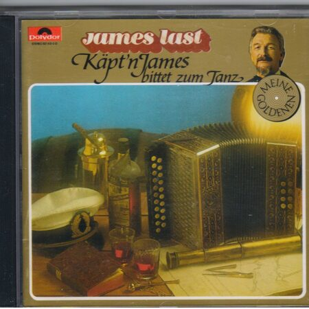 James Last - Kaptn James Bittet Zum Tanz /  Cd 1
