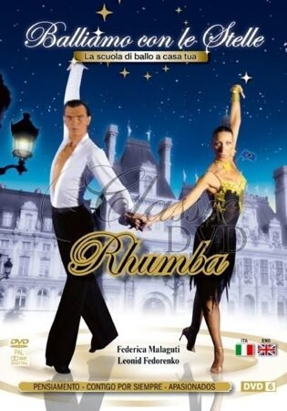 Balliamo Rumba - Dance Lessons -   /  Dvd 1  Azzu Import