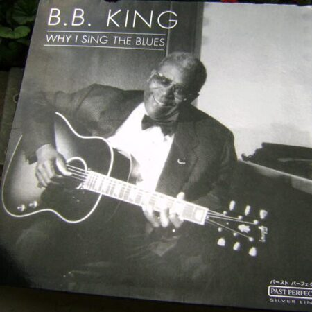 B.B.King - Why I Sing The Blues Live  /  Cd 1  Pastperfect Germany