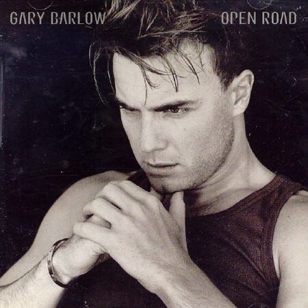Gary Barlow (Ex-Take That) - Open Road  /  Cd 1 1997 Bmg Import
