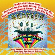 Beatles - Magical Mystery Tour (Stereo) Eu /  Lp 1