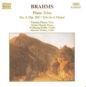 Brahms - Piano Trio No. 3 / Trio In A Major -  /  Cd 1