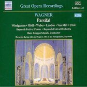 Wagner - Parsifal (Bayreuth / Knappertsbusch) (1951) -  /  Cd 4