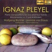 Pleyel - Piano Compositions For Two And Four Hands  -  /  Cd 1